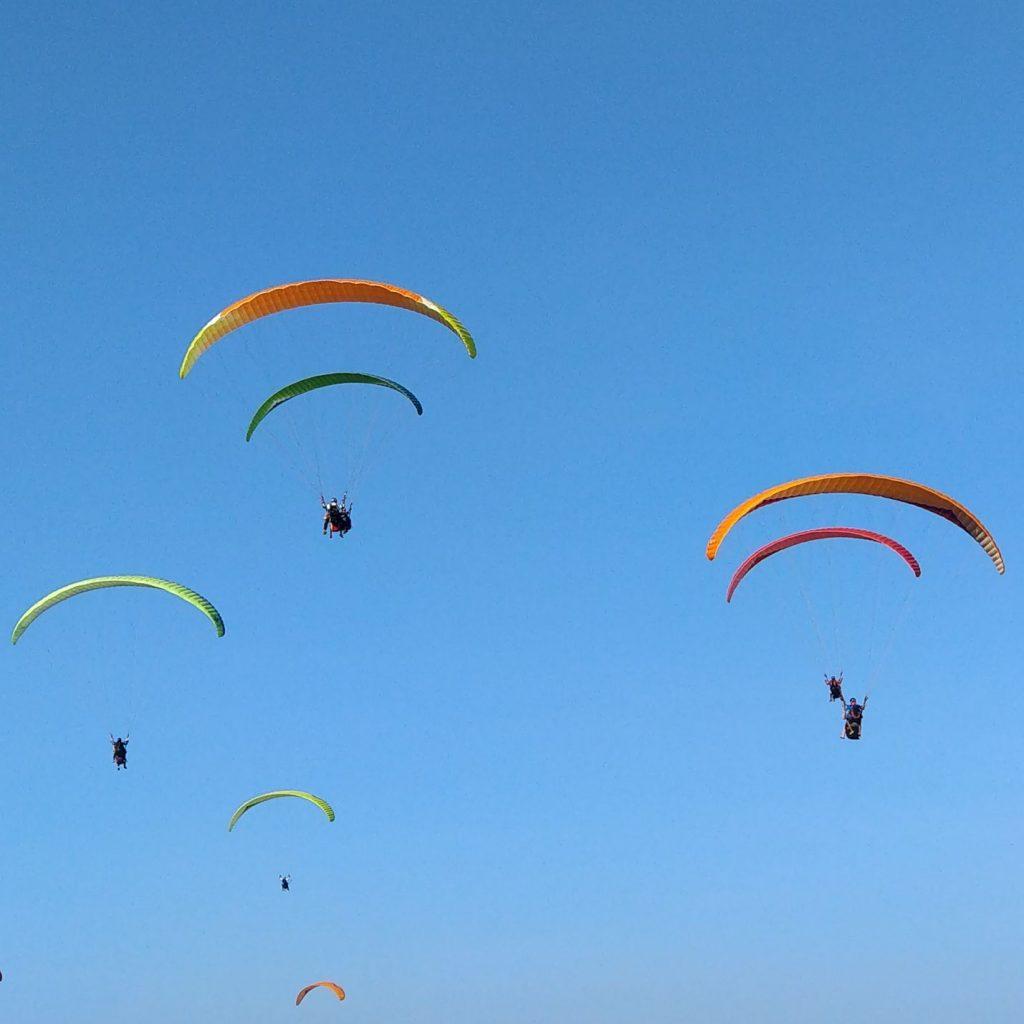bali paragliding tour