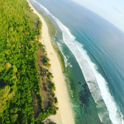 bali paragliding price